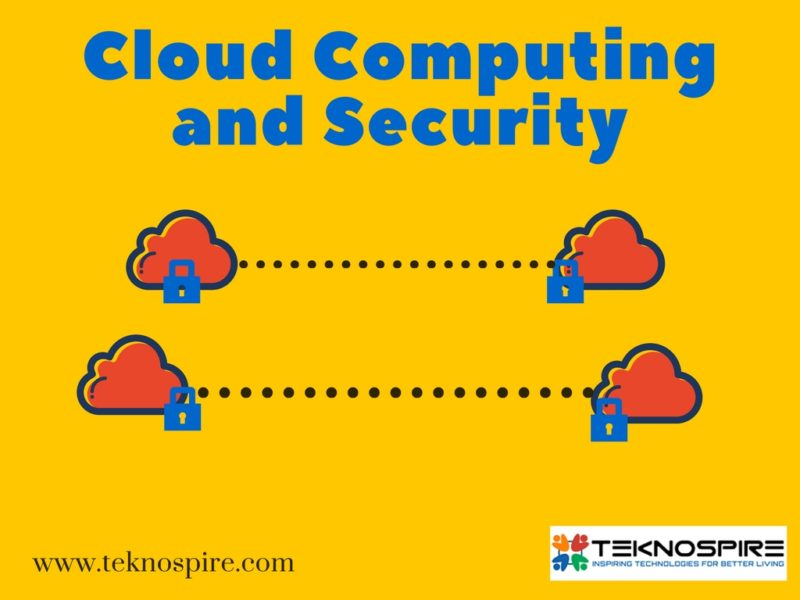 Cloud Computing and Security