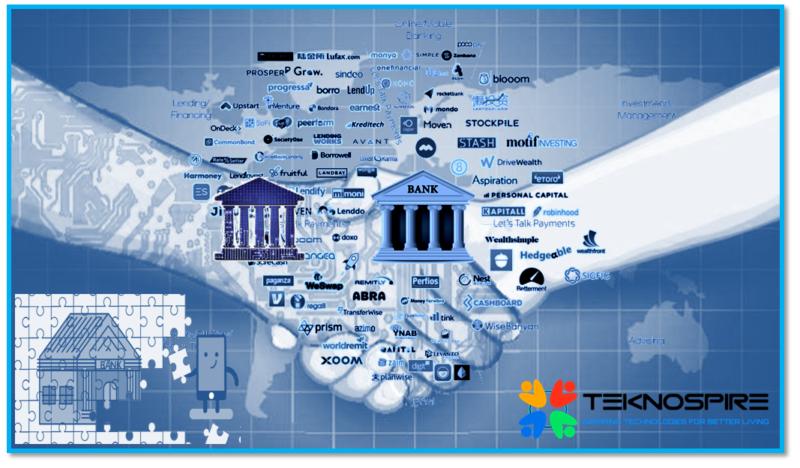 Bank - FinTech Merger