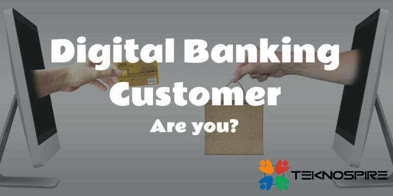 digital banking customer