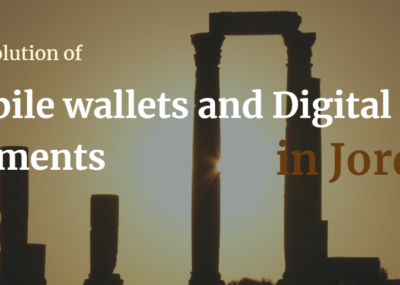 Mobile wallets and Digital Payments in Jordan